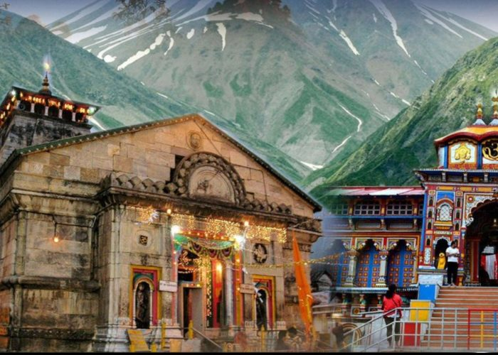 Badrinath Kedarnath Do Dham Yatra Package