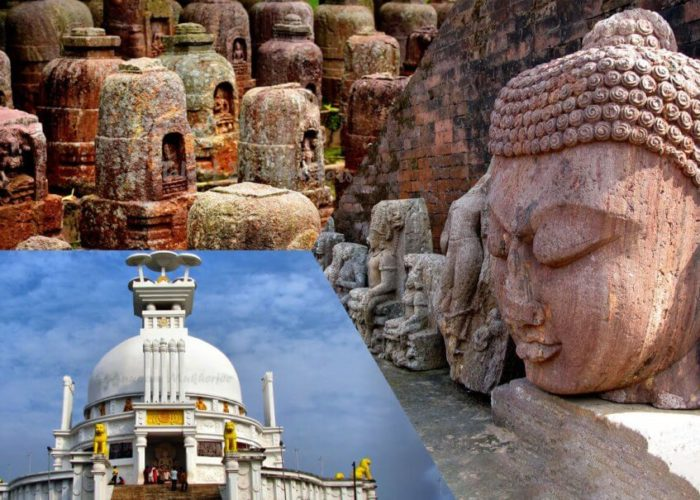 Buddhism Tour of Odisha