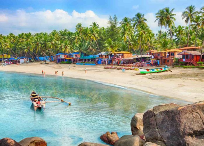 Fun-Filled Week in Goa Tourpackages
