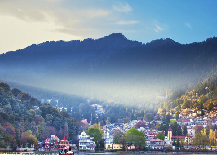 Nainital Ranikhet Almora Kausani Tour Packages