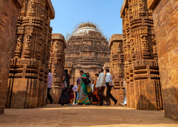 Romantic Konark Puri Tours Package