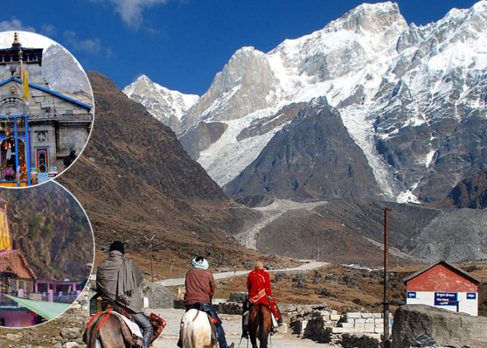 char dham Yatra packages