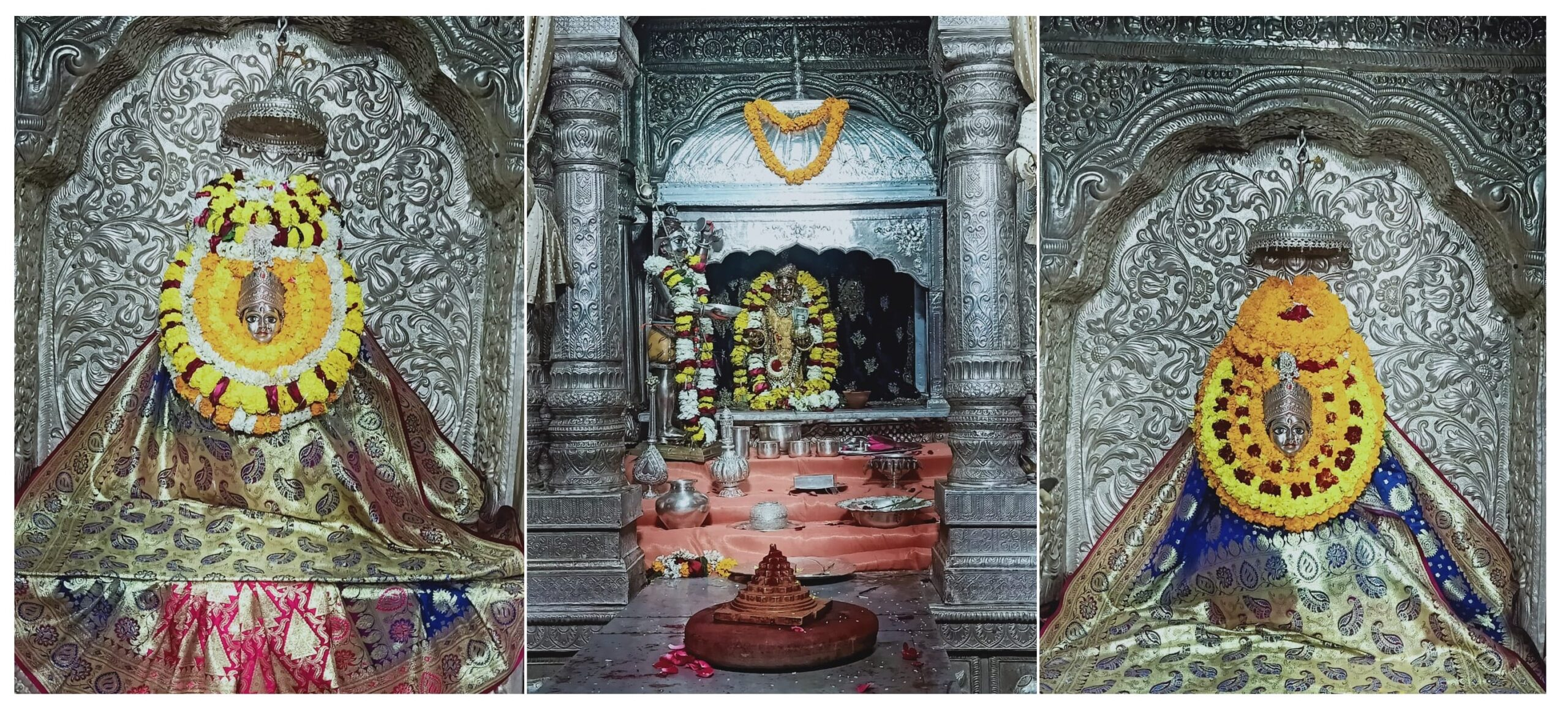 Annapurna Maa at Annapurna Temple Varanasi