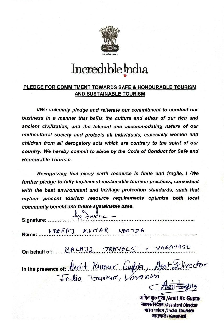 MOT-certificate approval