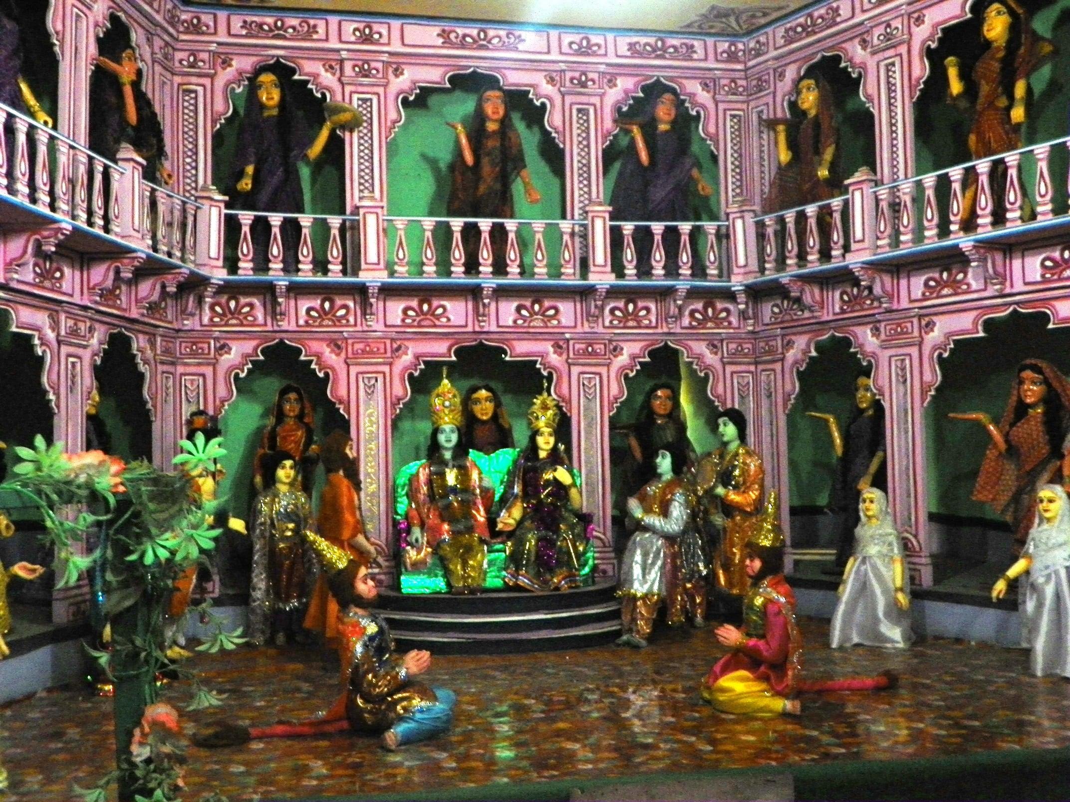 Tulsi Manas Temple Mandir Varanasi up